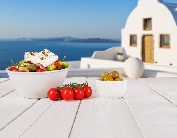 Grecka kuchnia – 11 smaków, które są warte grzechu