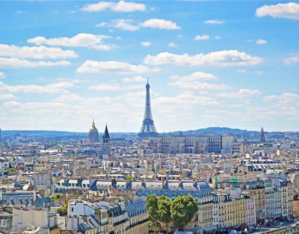 "Paris, Paris – miasto czterech ""M"""