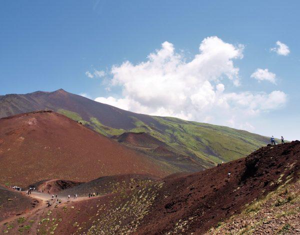 Jej wysokość Etna, czyli spacer powulkanie