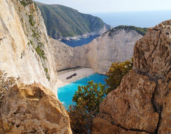 Zatoka Wraku naZakynthos – hit czykit?