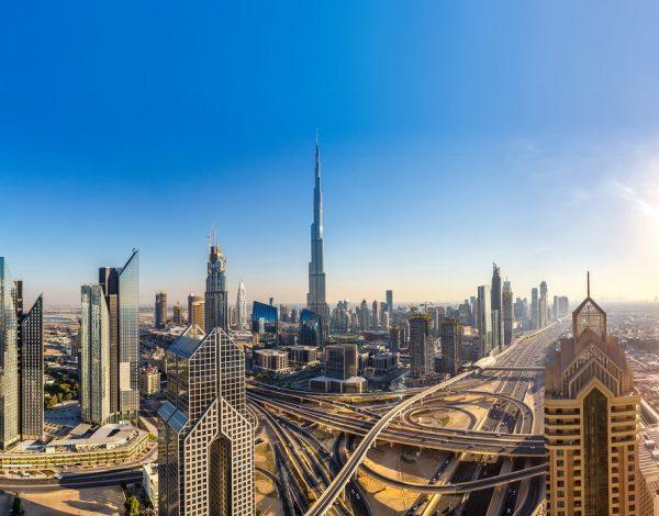 Burj Khalifa – zwizytą wnajwyższym budynku świata