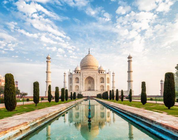 Tadż Mahal – miłość zaklęta wmarmurze