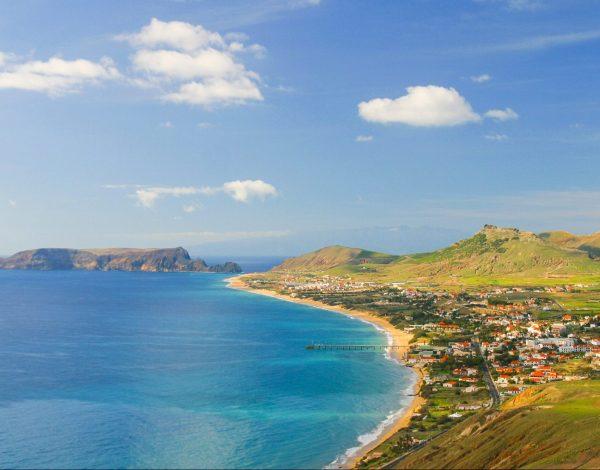Porto Santo – wyspa jednej plaży?