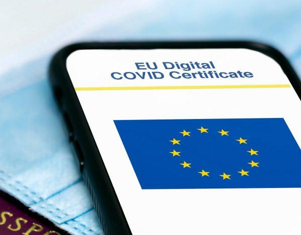 Unijny Certyfikat COVID – wszystko, co musisz wiedzieć