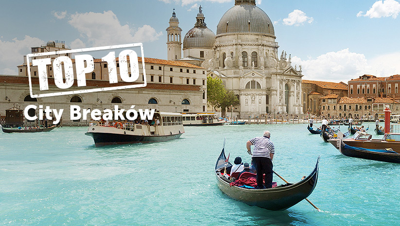 Top 10 City Breakow