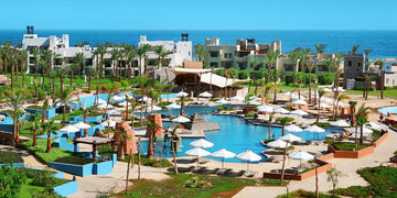 Hotel Crowne Plaza Sahara Sands Port Ghalib Resort