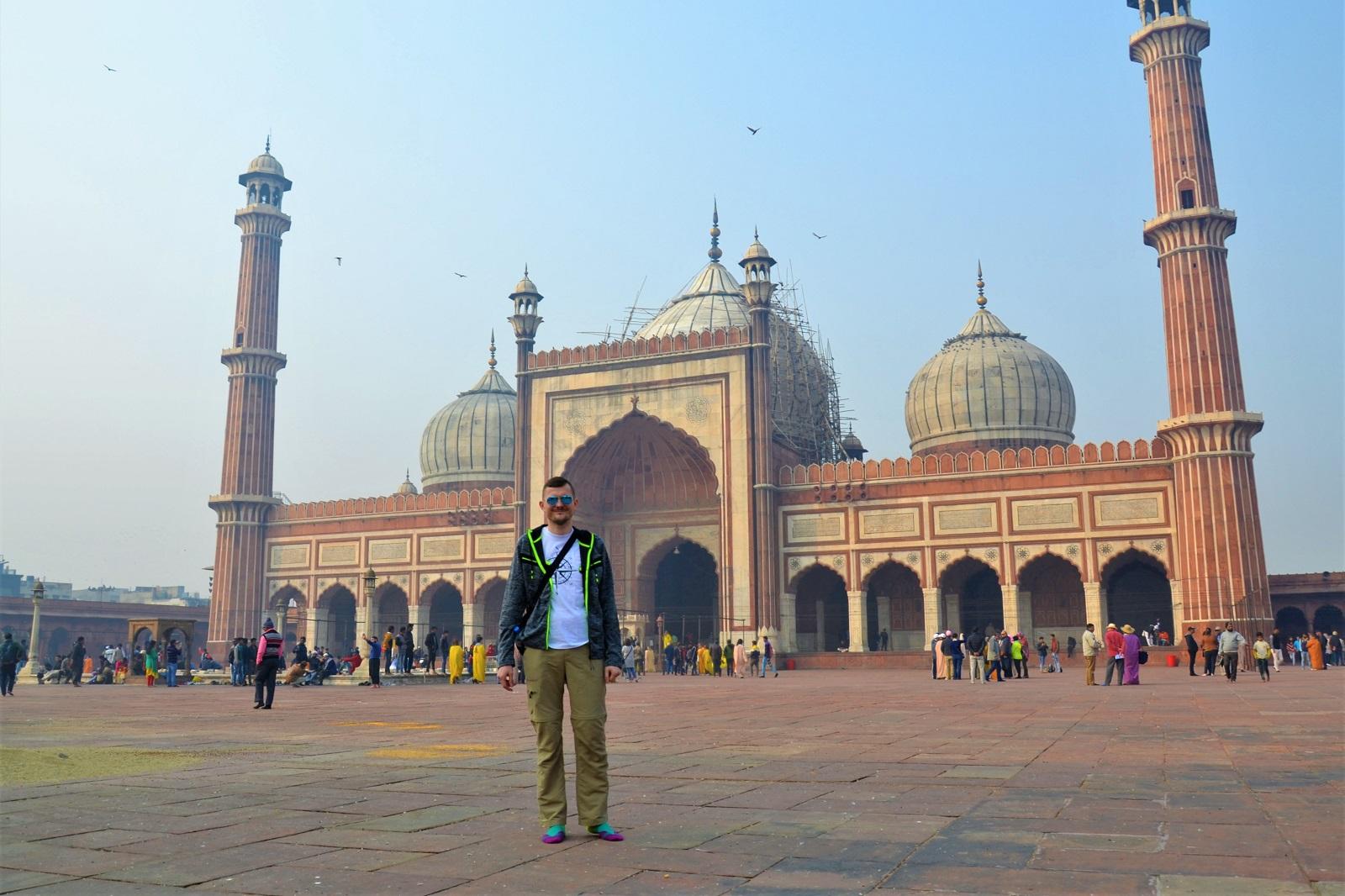 Podłączyć strony w Delhi